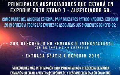 Expobim 2019 – IBIM presente ¡¡