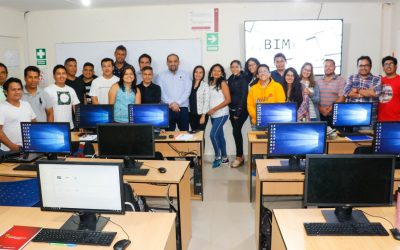 IBIM   en Tarapoto Perú –  Workshop BIM