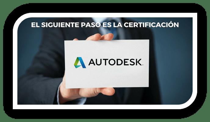Certificación Professional Autodesk